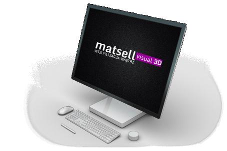 Wizualizacja Matsell